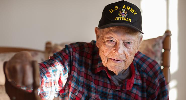 MOW veteran